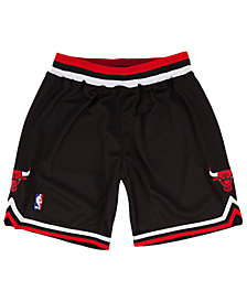 Mitchell & Ness Men's Chicago Bulls Authentic Shorts