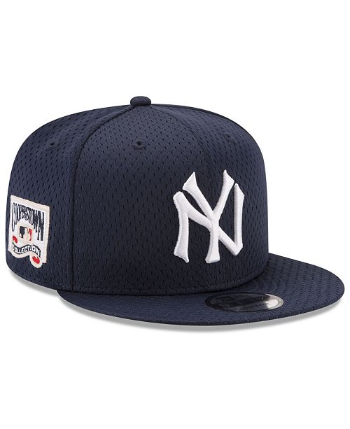 New Era New York Yankees Coop Mesh Authentic 9FIFTY Snapback Cap