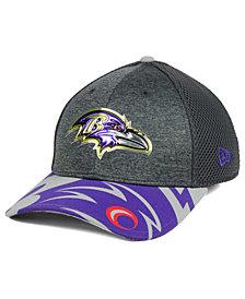 New Era Baltimore Ravens 2017 Draft Fashion 39THIRTY Cap