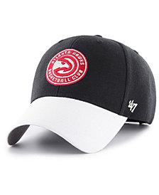 '47 Brand Atlanta Hawks Wool MVP Cap