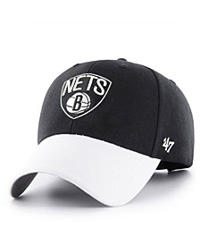 '47 Brand Brooklyn Nets Wool MVP Cap