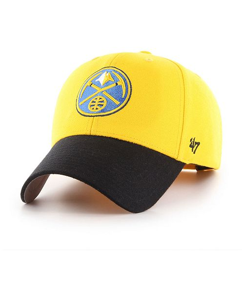 '47 Brand Denver Nuggets Wool MVP Cap