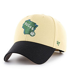'47 Brand Milwaukee Bucks Wool MVP Cap