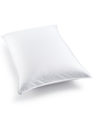 Charter Club Medium Firm Standard/Queen Down Pillow, Created for Macy's