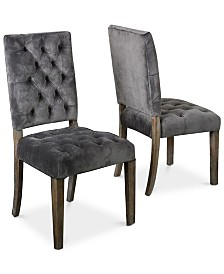 Bowe Dining Chair (Set Of 2), Quick Ship