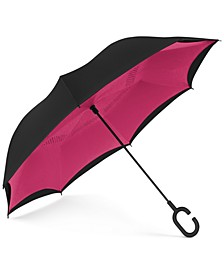 Reversible Open Umbrella