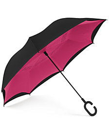 ShedRain Reversible Open Umbrella
