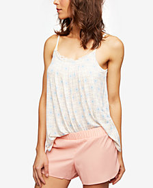 A Pea In The Pod Maternity Relaxed-Fit Sleep Shorts