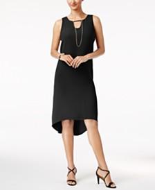 Thalia Sodi Embellished Shift Dress Created For Macys