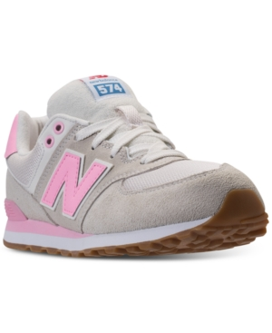 New Balance Big Girls'...