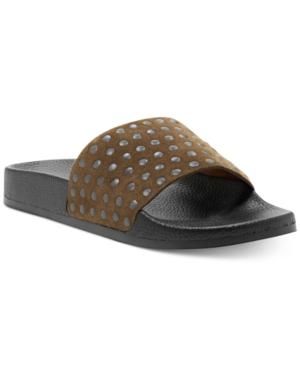 Lucky Brand Piyaa Pool Slide Sandals Women