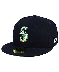 New Era Seattle Mariners Flag Stated Redux 59FIFTY Cap