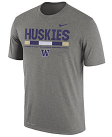 Nike Men's Washington Huskies Legend Staff Sideline T-Shirt