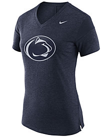 Nike Women's Penn State Nittany Lions Fan V Top T-Shirt