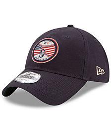 New Era Seattle Mariners Americana Patch 9TWENTY Strapback Cap