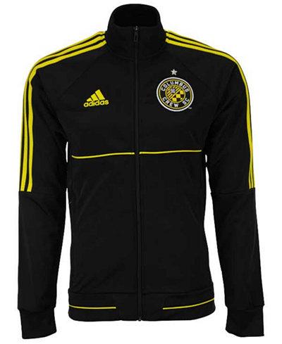 adidas Men's Columbus Crew SC Anthem Jacket