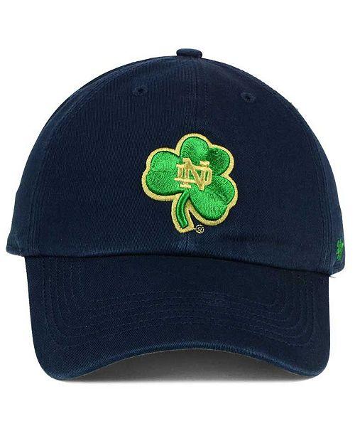 25eb963ef8387 47 Brand Notre Dame Fighting Irish FRANCHISE Cap   Reviews - Sports ...