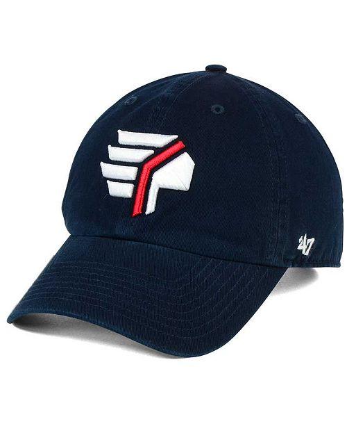 '47 Brand Syracuse Chiefs CLEAN UP Cap