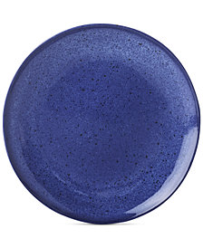 CLOSEOUT! Hotel Collection Olaria Lapis Salad Plate, Created for Macy's
