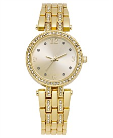 Charter Club Women's Pavé Bracelet Watch 28mm, Created for Macy'
