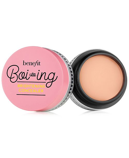 d5518f926985 Benefit Cosmetics Boi-ing Brightening Concealer   Reviews - Makeup ...