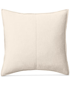 "CLOSEOUT! Lauren Ralph Lauren Graydon Melange 20"" Square Decorative Pillow"