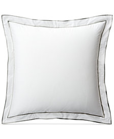 Lauren Ralph Lauren Spencer Cotton Sateen Border European Sham