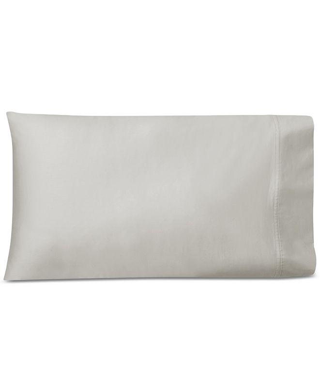 Lauren Ralph Lauren Spencer Cotton Sateen 475 Thread Count Solid Pair of Standard Pillowcases