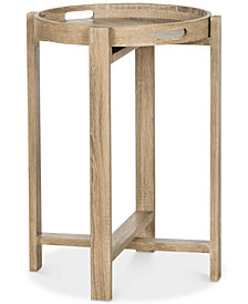 Hamish Side Table, Quick Ship