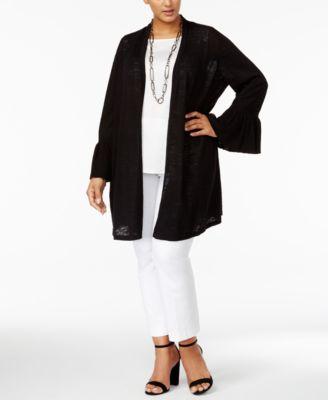 Plus Size Cardigan Sweaters: Shop Plus Size Cardigan Sweaters - Macy's