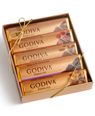 Image of Godiva 5 Bar Pack
