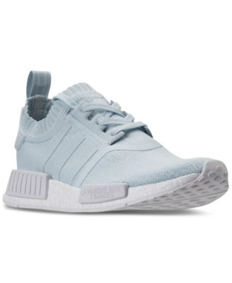 adidas Women\u0027s NMD R1 Primeknit Casual Sneakers from Finish Line