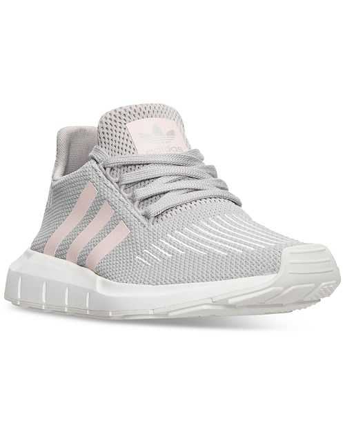 2e24c95e90438 adidas Women s Swift Run Casual Sneakers from Finish Line ...