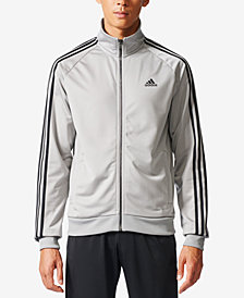 adidas Men's Essential Tricot Track Jacket