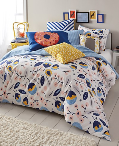 Scribble Floral Medley Bedding Collection