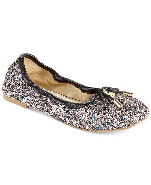 2b16beb26ac4b Sam Edelman Felicia Glitter Ballet Flats