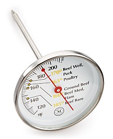 Martha Stewart Collection Meat Thermometer, Created for Macy's