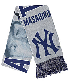 Forever Collectibles Masahiro Tanaka New York Yankees Sublimated Player Scarf