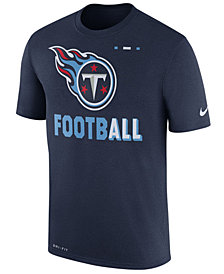Nike Men's Tennessee Titans Legend Football T-Shirt