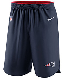 Nike Men's New England Patriots Vapor Shorts