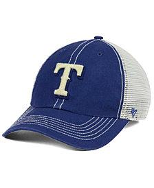 '47 Brand Texas Rangers Prospect Mesh CLOSER Cap