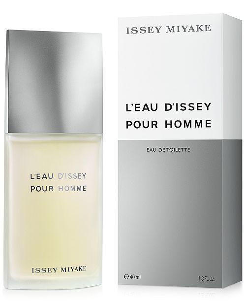 1ee6455c6ac2 Issey Miyake Men s L Eau d Issey Pour Homme Eau de Toilette Spray ...
