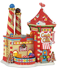 Department 56 North Pole Village Candy Crush Factory