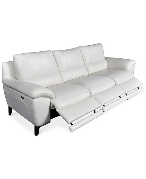 Fine Closeout Stefana 3 Pc Sectional Sofa With 3 Power Recliners Created For Macys Inzonedesignstudio Interior Chair Design Inzonedesignstudiocom
