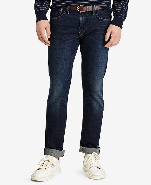 Polo Ralph Lauren Men s Varick Slim Straight Jeans - Jeans - Men ... 413962e91c9d