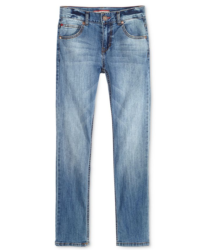 Tommy Hilfiger - Regular-Fit Blue Stone Jeans, Toddler & Little Boys (2T-7)
