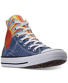 Converse Women's Chuck Taylor High-Top Mara Hoffman Casual Sneakers from Finish Line