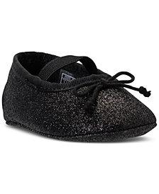 Ralph Lauren Baby Girls' Allie Ballet Skimmer Flats