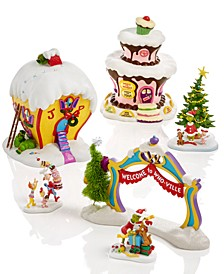 Grinch Ornaments Collection