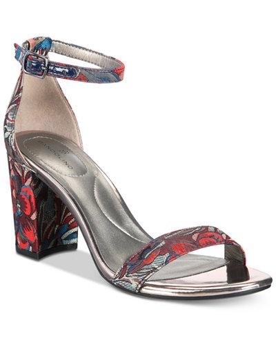 Bandolino Armory Block-Heel Sandals